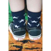 BONNIE DOON Baby Socken BN454121 - navy / Stern