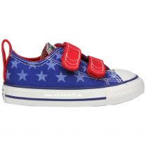 CONVERSE Sneaker SIMPLE SLIP OX - blau / rot 742877