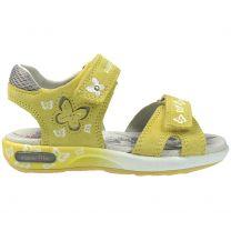 SUPERFIT Sandale EMILY 6131-60 - gelb / Schmetterling