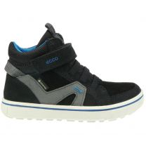 ECCO GORE-TEX Knöchelschuh GLYDER 736152/58813 - schwarz / grau / blau