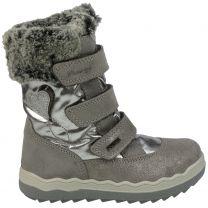 PRIMIGI GORE-TEX Stiefel 63815-00 - grau / silber / Herz