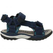 GEOX Sandale BOREALIS J720RE  - blau  / türkis
