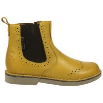 RICOSTA Stiefelette DALLAS - gelb