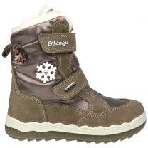 PRIMIGI GORE-TEX Stiefel 63816-11 - taupe / Schneeflocke