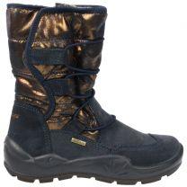 PRIMIGI GORE-TEX Stiefel 63831-11 navy / bronze