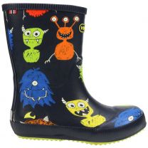 VIKING Gummistiefel CLASSIC INDIE MONSTERS - navy