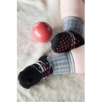 BONNIE DOON Baby Stopper Socken BN254129 - navy / Sneaker